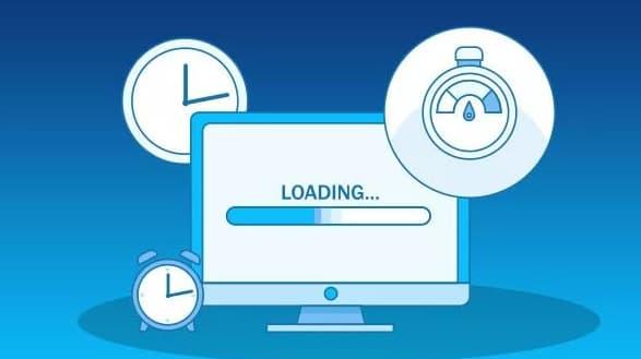 скорость загрузки сайта важный параметр