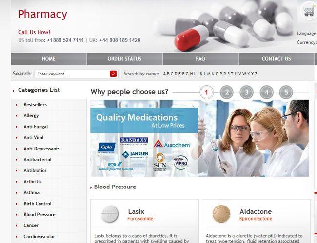 Готовая онлайн-аптека в PharmCash