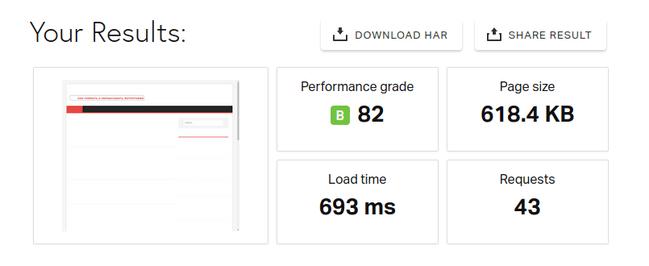 Бесплатная проверка скорости сайта