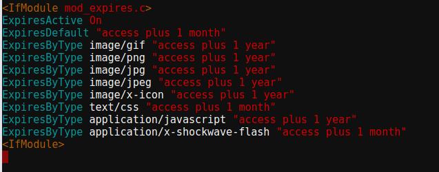 Редактирование файла .htaccess