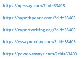 Сайты в партнерской программе