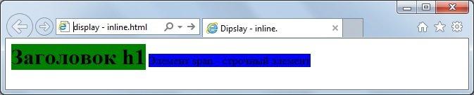 display-inline